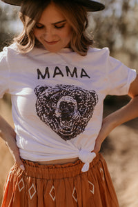 Vermont Tee Collection: Mama Bear