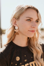 Load image into Gallery viewer, Mojave Desert Handmade Earring Collection: Neutral Ombre