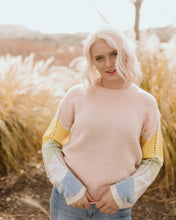 Load image into Gallery viewer, Brooklyn Pastel Knit Sweater