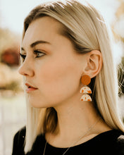 Load image into Gallery viewer, Village Co x Brooks Cove: Castello Handmade Earrings