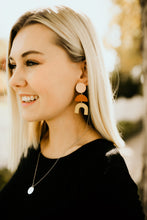Load image into Gallery viewer, Village Co x Brooks Cove: Malta Handmade Earrings