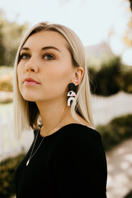 Village Co x Brooks Cove: Bari Handmade Earrings