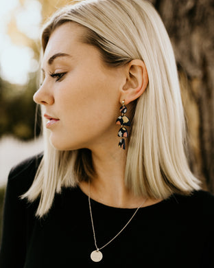Village Co x Brooks Cove: Pula Handmade Earrings