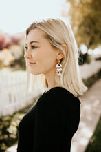 Load image into Gallery viewer, Village Co x Brooks Cove: Santorini Handmade Earrings