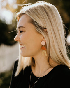 Village Co x Brooks Cove: Malta Handmade Earrings