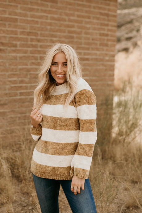 Knoxville Striped Sweater