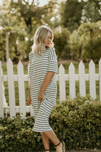 Load image into Gallery viewer, Mount Holly Striped Dress