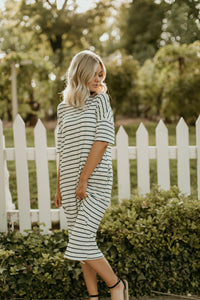 Mount Holly Striped Dress