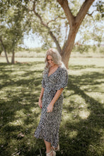 Load image into Gallery viewer, Calera Floral Wrap Dress