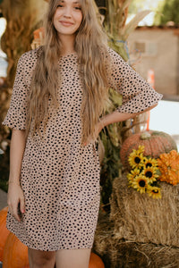 Philadelphia Animal Print Dress