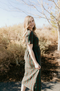 Savannah Gingham Dress