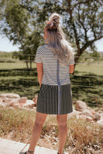Load image into Gallery viewer, Roslyn Striped Dress