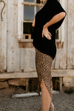 Load image into Gallery viewer, Chesapeake Cheetah Pencil Skirt