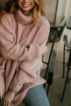 Load image into Gallery viewer, Stockholm Blush Chunky Sweater