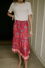Load image into Gallery viewer, Belle Terre Bohemian Skirt