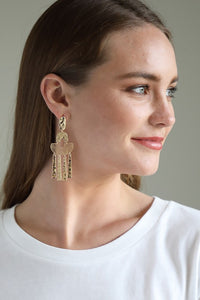 Manhattan Earrings in Three Colors