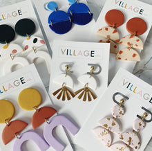 Load image into Gallery viewer, Village Co x Brooks Cove: Duluth Handmade Earrings