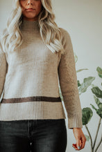 Load image into Gallery viewer, Gatlinburg Cable Knit Sweater
