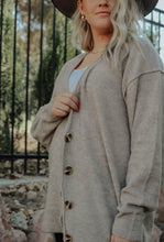 Load image into Gallery viewer, Clarksville Oversized Cardigan