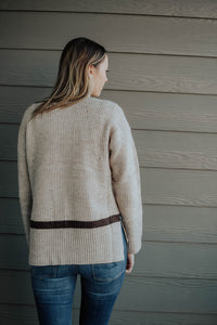 Gatlinburg Cable Knit Sweater