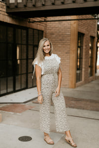 Cali Fields Jumpsuit