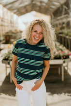 Load image into Gallery viewer, Boise Striped Tee