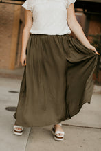 Load image into Gallery viewer, Tacoma Olive Skirt