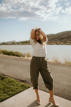 Load image into Gallery viewer, Black Mountain Wide Leg Pants