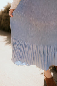 Destin Pleated Skirt