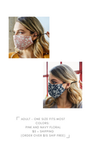 Load image into Gallery viewer, MASKS - ADULT