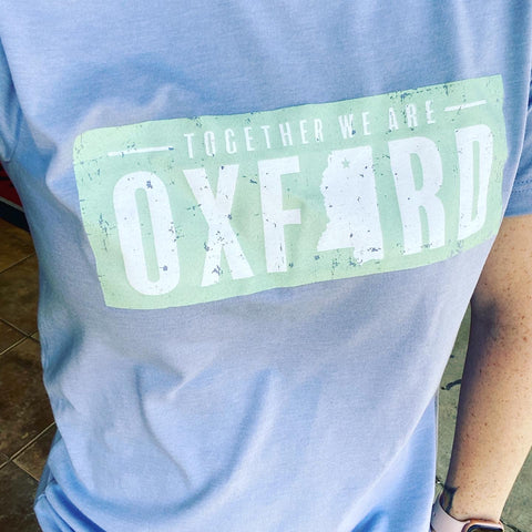 Together We Are OXFORD Tee