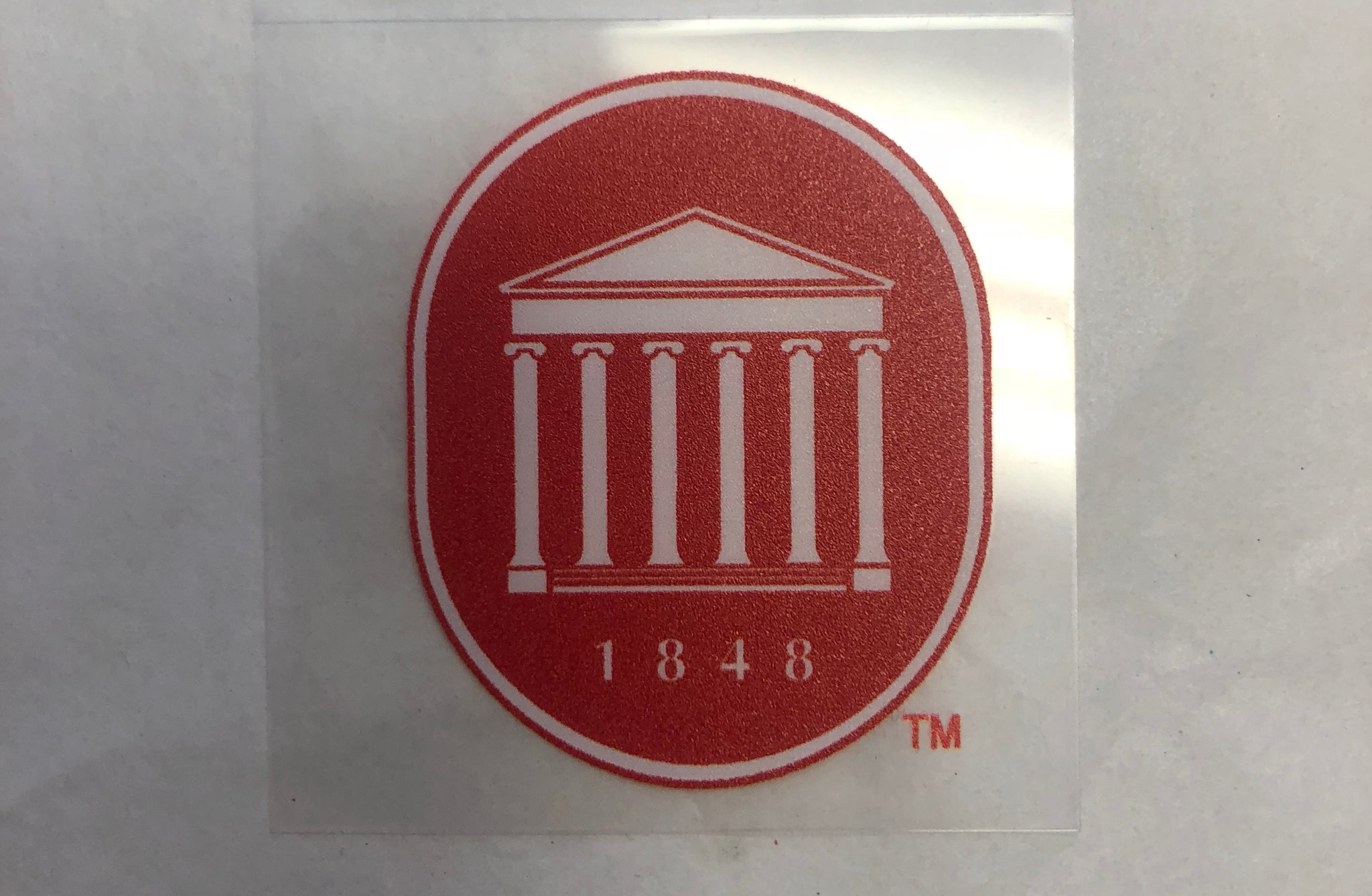 Small Lyceum Sticker
