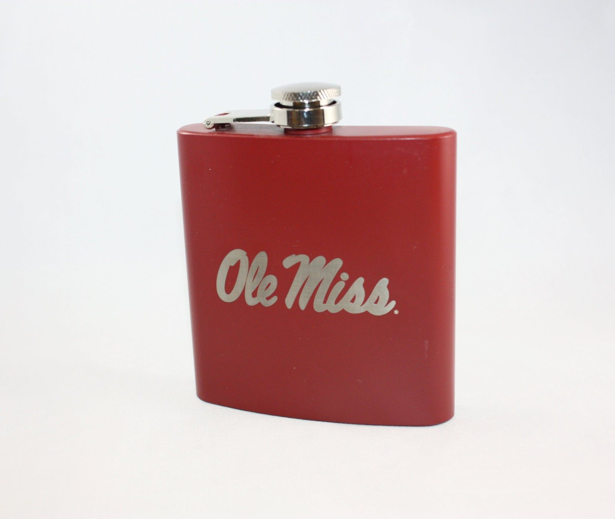 Stainless Steel 6 oz. Flask