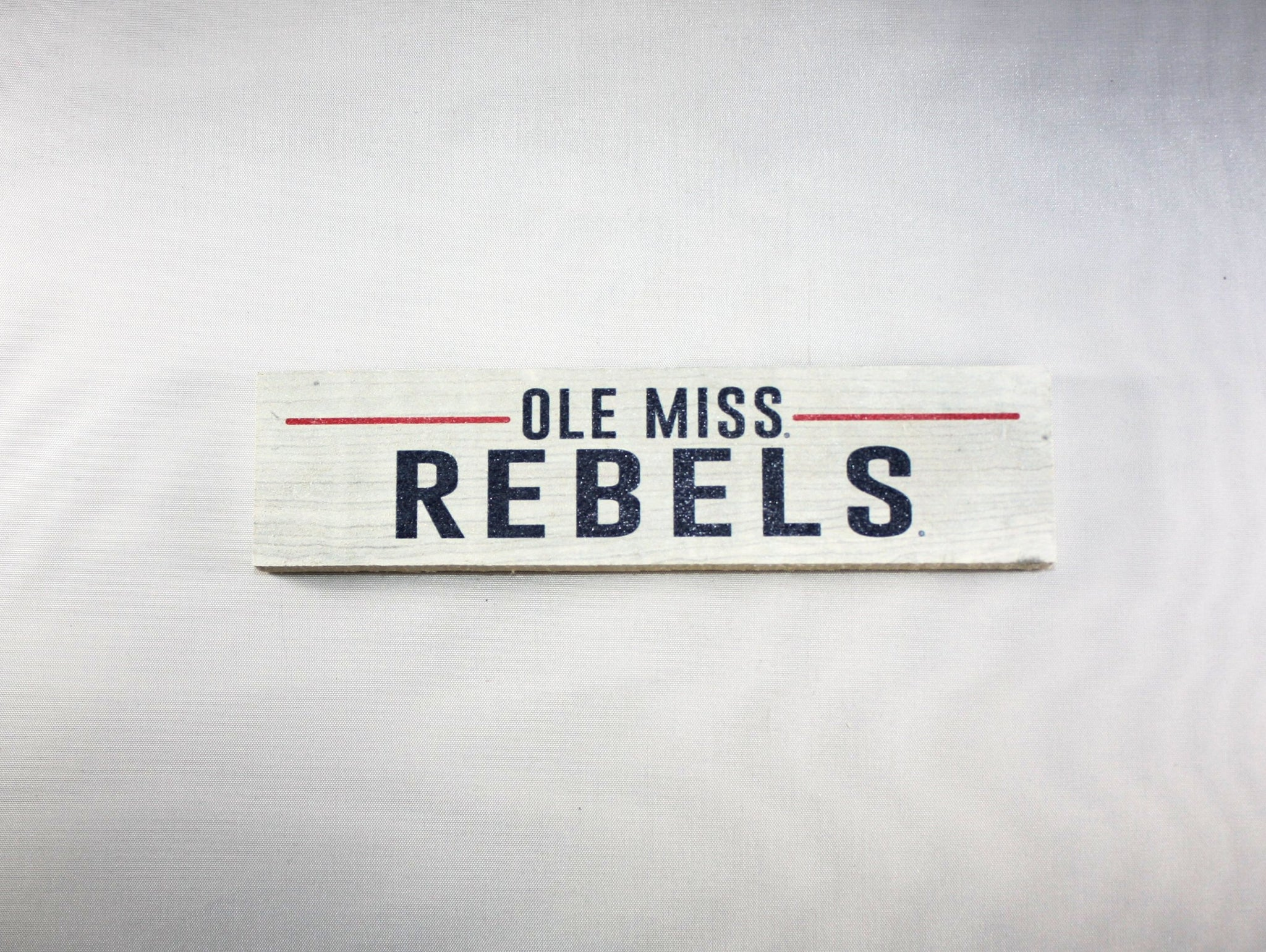 Ole Miss Rectangle Magnet