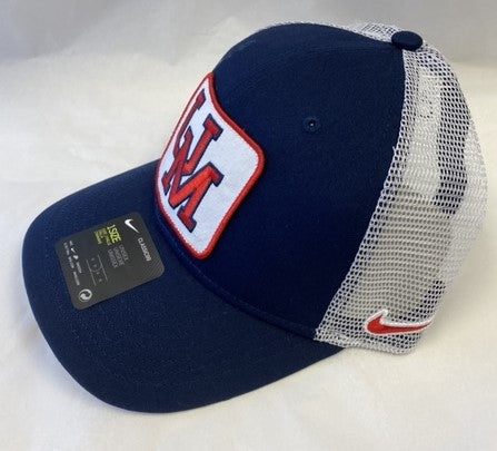 UM Patch Hat with Mesh