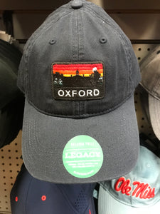 Oxford Patagonia style hat