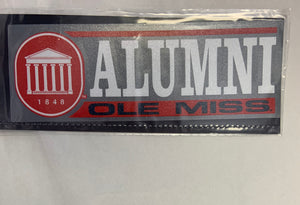 White Lyceum Alumni Sticker