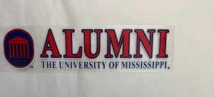 Red Lyceum Alumni Sticker