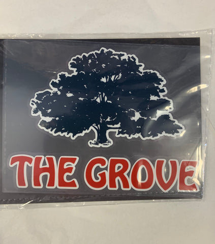 The Grove Tree Decal