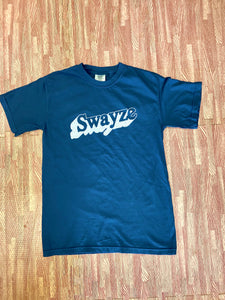 Swayze Short Sleeve Comfort Colors Tee - Navy