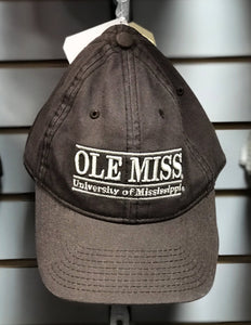 Ole Miss University of Mississippi Hats