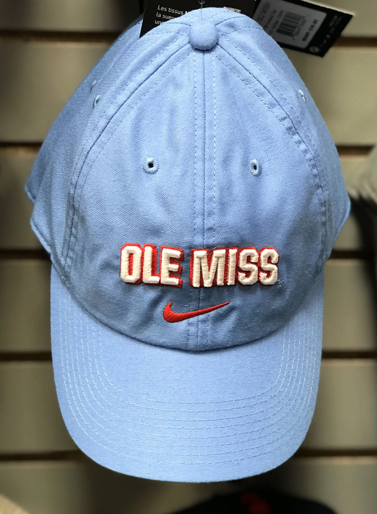 caaa48a2 ... Ole Miss Nike Golf Hat. Rebel Fever University Sporting Goods