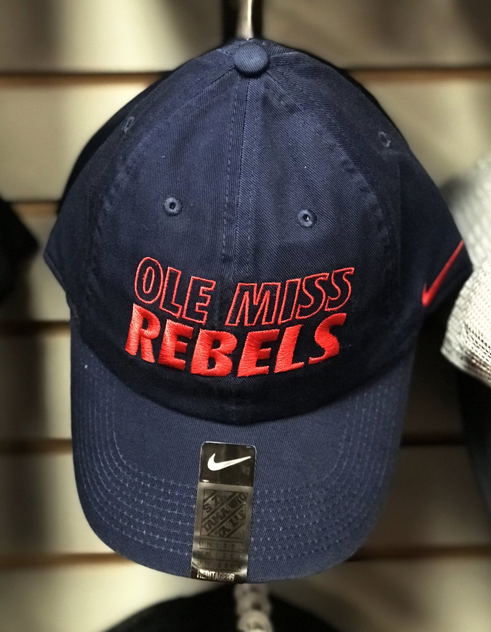 Ole Miss Rebels Nike Hat