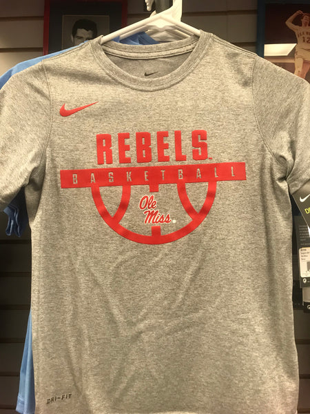 Rebels Basketball Nike T-Shirt - Youth