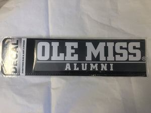 Ole Miss Alumni Sticker