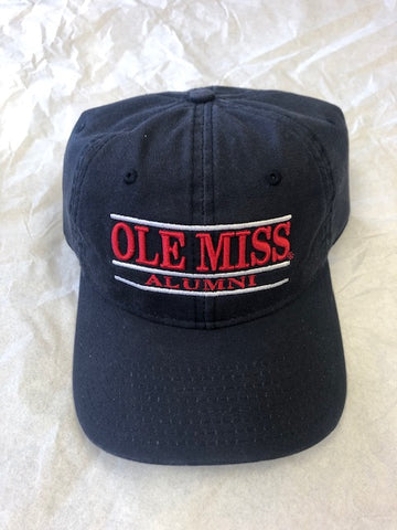 Navy Ole Miss Alumni Hat