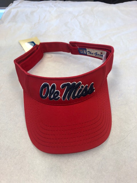 Game day Red Visor
