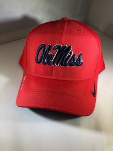Red Nike Ole Miss