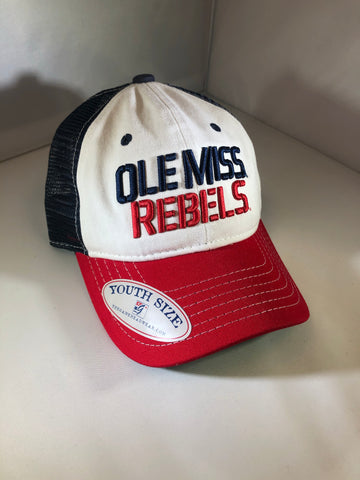 Youth Ole Miss Rebels Hat