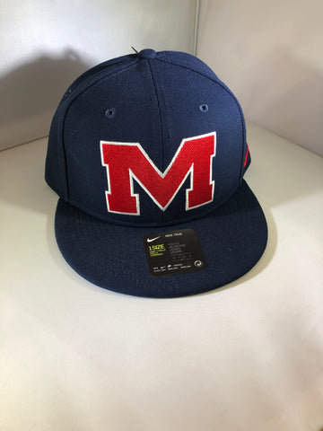 "Youth Nike ""M"" Hat"